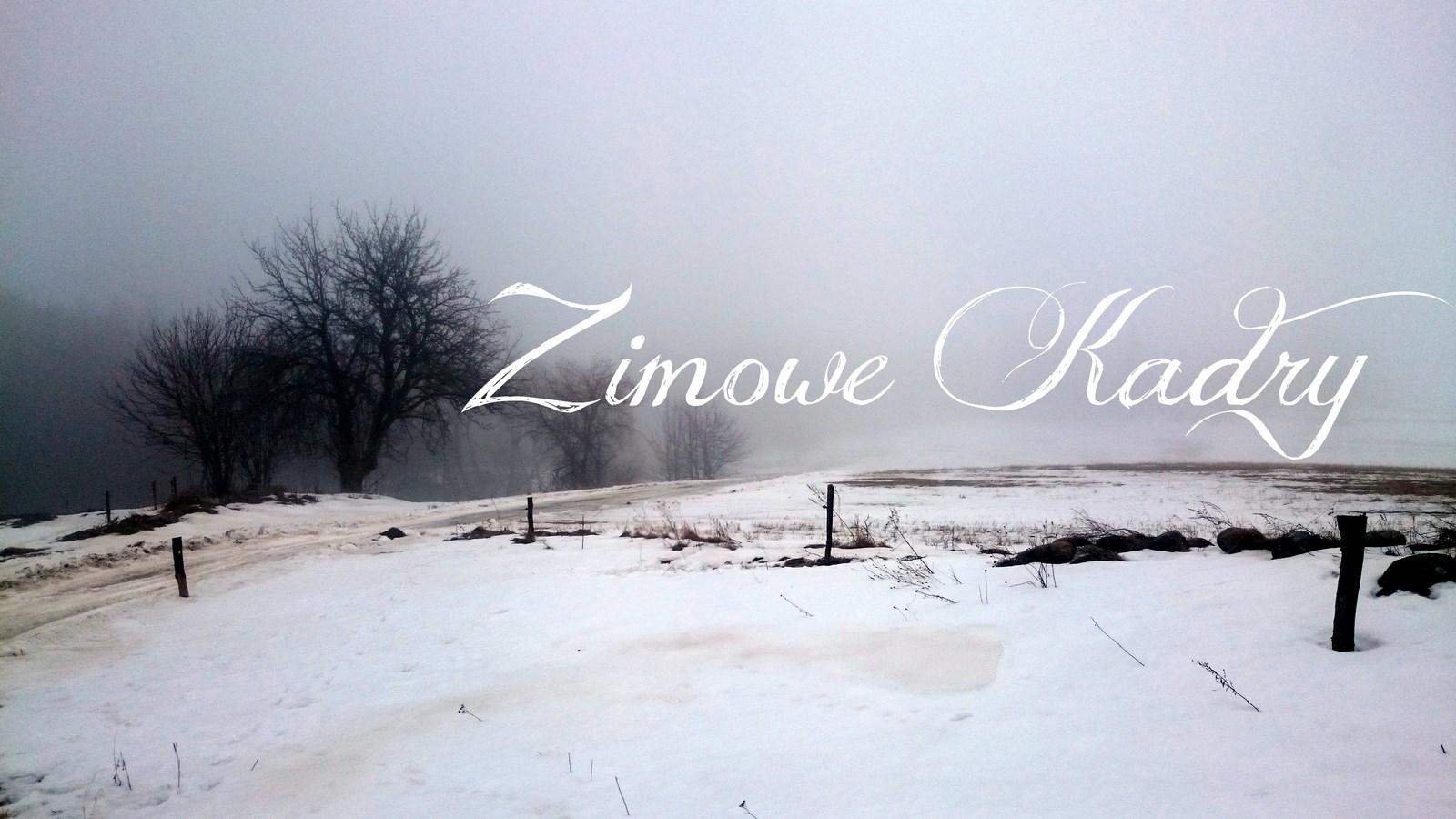 Suwalszczyzna zimą